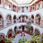 Hotel Molino Courtyard