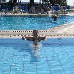 Pool at Bella Napa