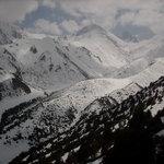 Gebirge 40km von Bischkek