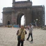 Gate of India...Mumbai entrance