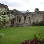 Convento de Capuchinas (Ruinas)