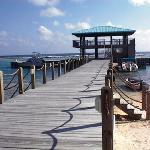 Dock pavillion
