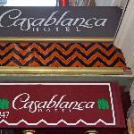 Casablanca Hotel Times Square Foto