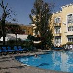 Foto de Plaza Camelinas Hotel