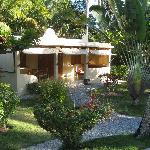 A villa at Eva Luna