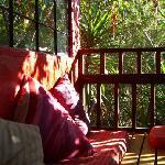 Isla Verde veranda