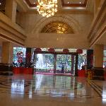 Foto de Long Hu Hotel
