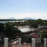 View from Restaurant - Villa Concha-Mar