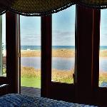 View of paradise from bedroom