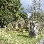 Churchyard in Ludlow