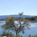 Nearby Lake Casitas