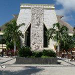 Coba Main Lobby (back view)