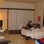 Decent and clean rooms with heater and aircon