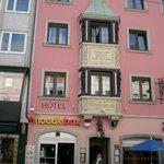 Hotel Zum Winzermaennle