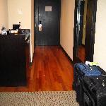 Hilton BA room