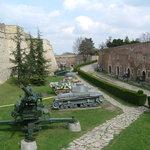 Kalmegdan military museum