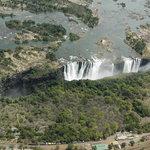 Main Falls aerial
