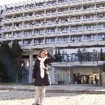 Veduta esterna dell'albergo