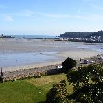View from the Honeymoon Suite - St Aubin