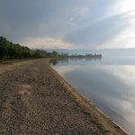 Camp Ljubanista beach 2