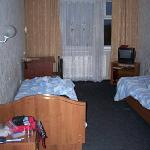 double room left side