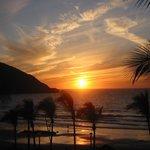 Mazatlan Sunset -1- Xmas week 2007