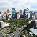 Makati view, 19th floor room