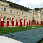 MuseumsQuartier Wien Foto