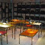 Cellar - Tasting room