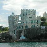Castle from the sea