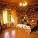 Main bedrooms
