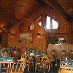 Restaurant at Kenai Princess Lodge