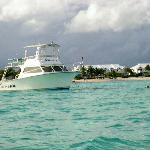 Conch Club Dive Boat