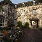 Back of Hotel d'Avallon Vauban