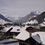 Gstaaderhof - View from our room - Eggli