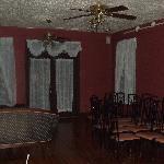 Banquet hall Cassadaga Hotel