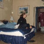 Room 10 Cassadaga Hotel