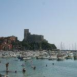 lerici's castle