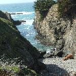 Fort Bragg Coastline