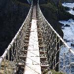 Rope Bridge - Carrick a rede