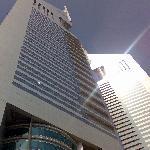 Hotel dall'esterno