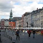 view of Mons' Grand Place2