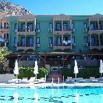 Hotel Phellos Pool