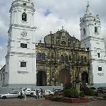 Catholic Church near the main plaza.