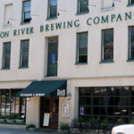 Foto van Moon River Brewing Company and Restaurant
