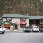 Foto de Baskins Creek Nestle Inn