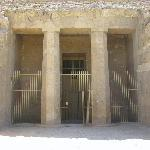 Bani Hassan Tomb Entrance