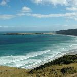 A beach in the Catlins