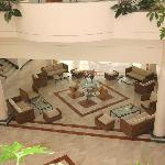 Nissi Beach Holiday Resort foyer