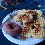 my breakfast :))